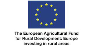 European Agricultial fund for rural development logo