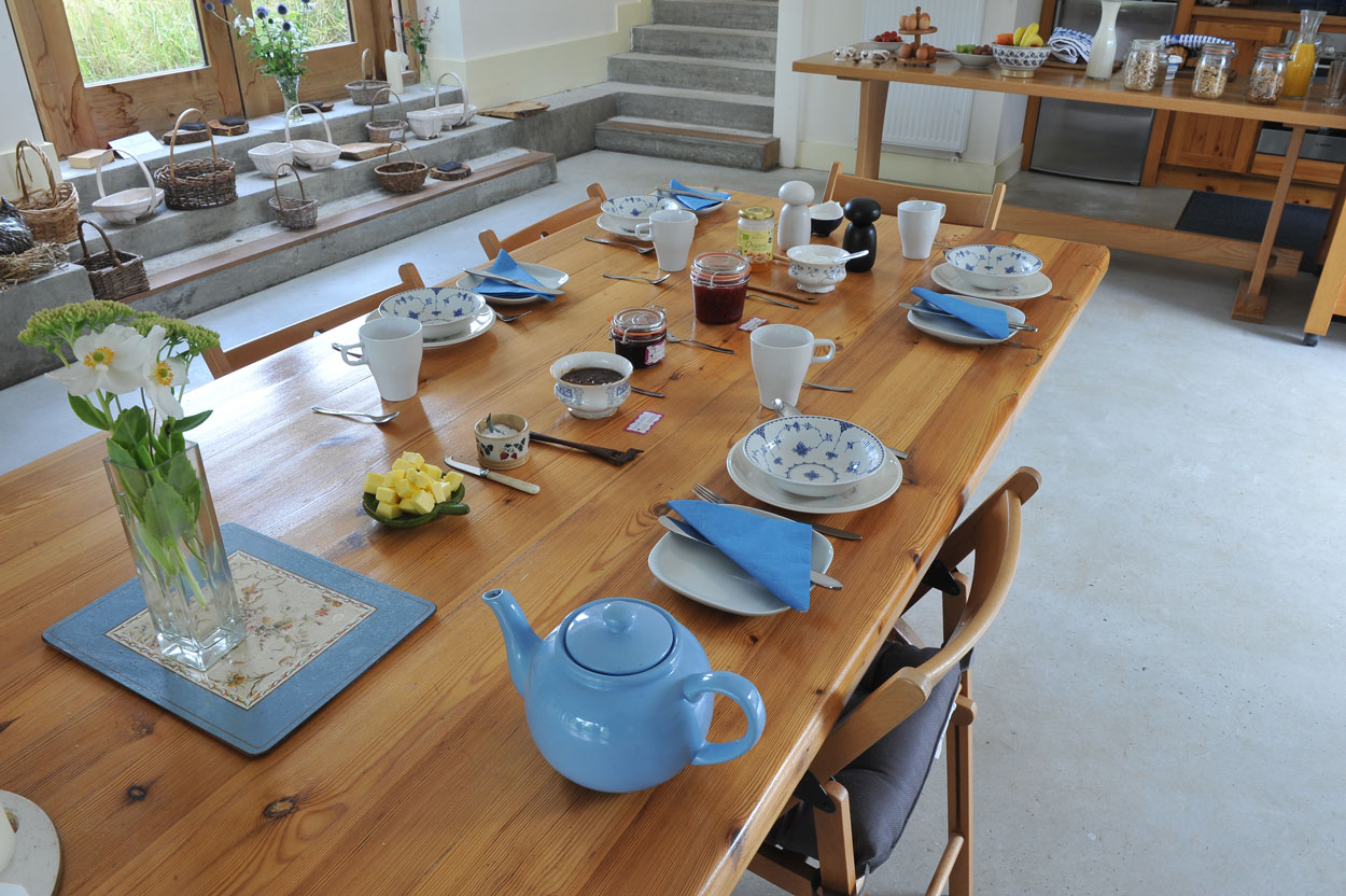 book the barn blackstairs eco trails inside table