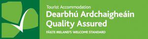 failte irelands welcome standard tourist accommodation blackstairs eco trails