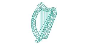 irish governement logo